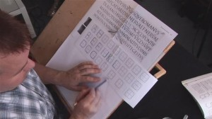 I couldn't imagine learning a whole different alphabet before even getting to the language itself. Respect.